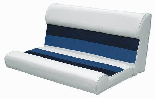 37 Deluxe Pontoon Replacement Seat Cushion