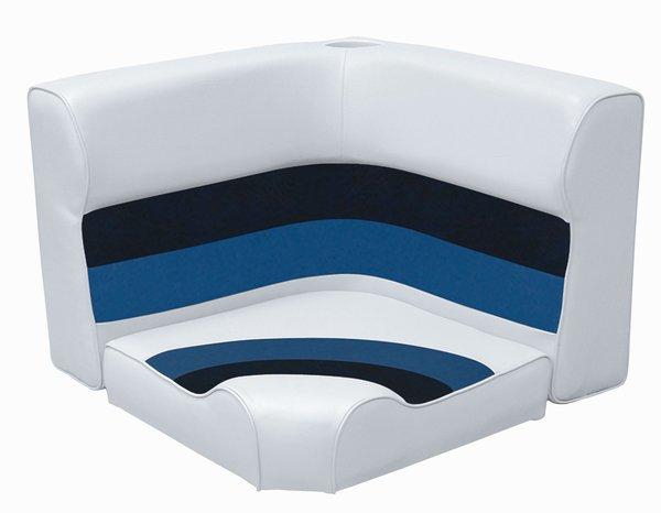 Wise Pontoon Boat Seat Replacement Cushion