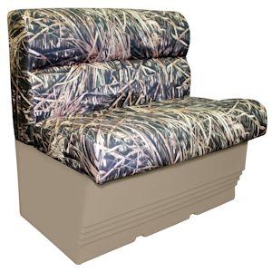 Camouflage Pontoon Boat Seats