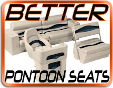 premier pontoon seats