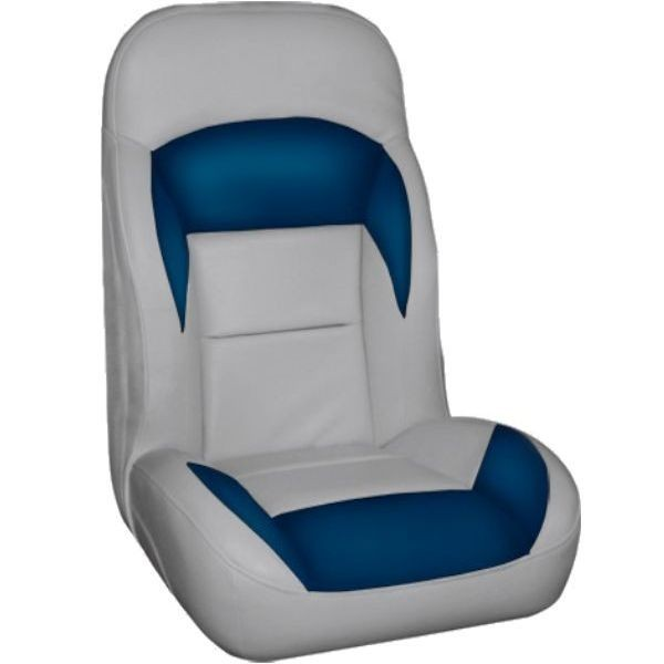 Custom Captains High Back Recliner Boat Seat  sc 1 st  Restore Pontoon : seat recliner - islam-shia.org