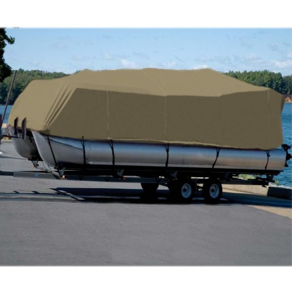 Plattoon Boat Covers : Pontoon boat covers by carver