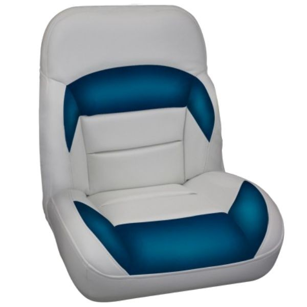 Captains Low Back Boat Seat