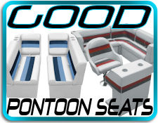 deluxe pontoon seats