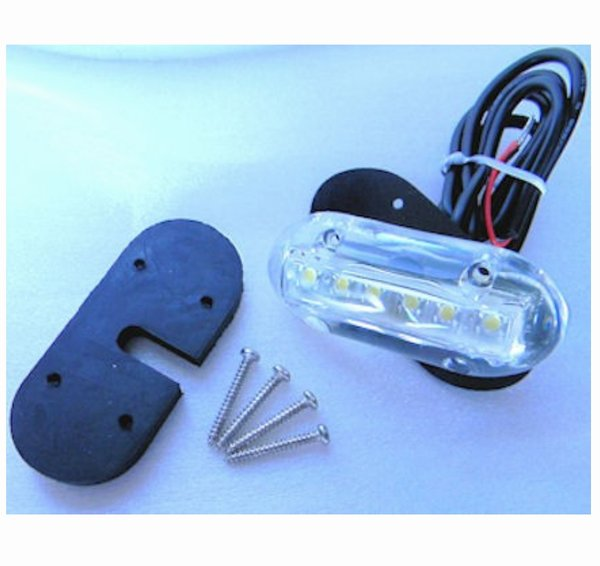 Led underwater lights 3 colors