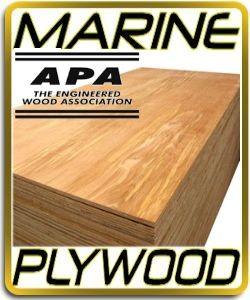 Pontoon Boat Plywood