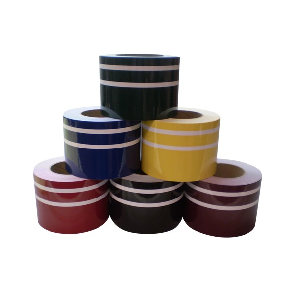 Vinyl Pin Striping For Your Pontoon Boat Fence