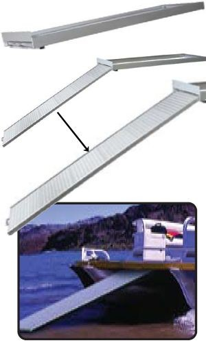 Pontoon Boarding Ramp Pbr