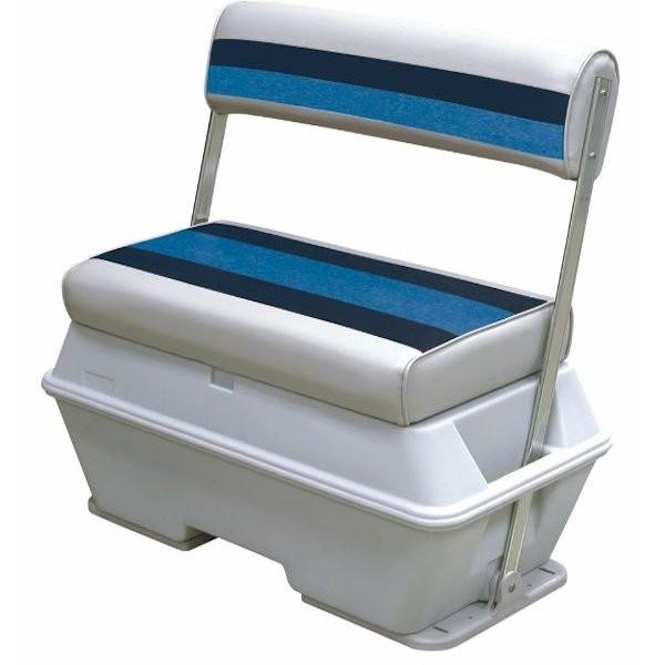 Swingback Cooler Pontoon Flip Flop Seat