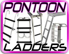 pontoon boat ladders