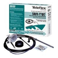 Teleflex Safe T Quot Qc Quot Steering Kit For Pontoon Boats
