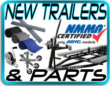 pontoon trailers and parts