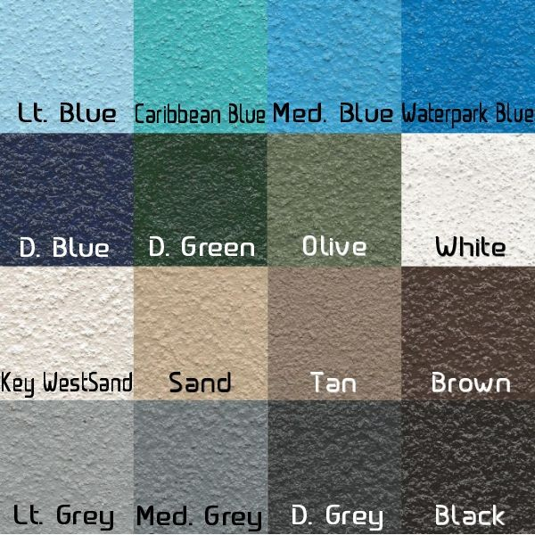 Non Skid Boat Flooring: Tuff Coat Non-Skid Coating