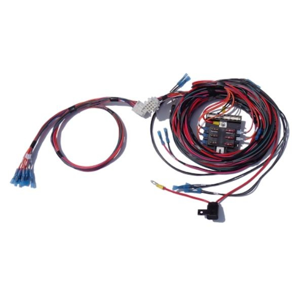 Wiring Harness For Pontoon Boat : Pontoon boat wiring harness