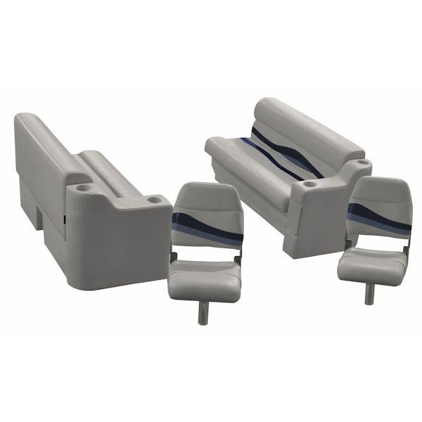 Fishing Pontoon Boat Seat Set Ws14030