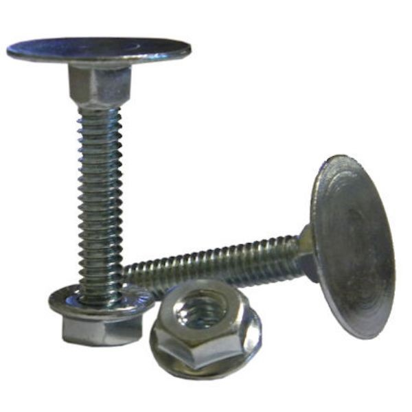 Zinc Plated Pontoon Deck Bolt